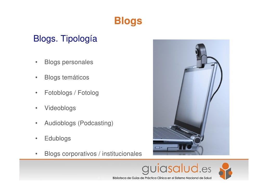Qué son los blogs?