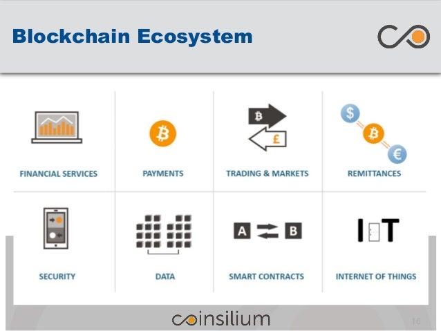 Blockchain Ecosystem 16