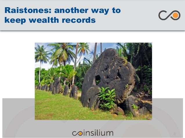 Raistones: another way to keep wealth records 6