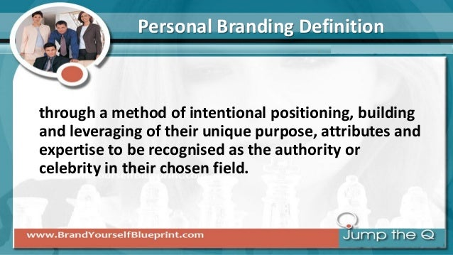 Part 2 What does personal branding mean