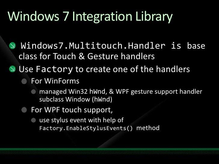 2 Win7 For Devs Ux Touch Sensors