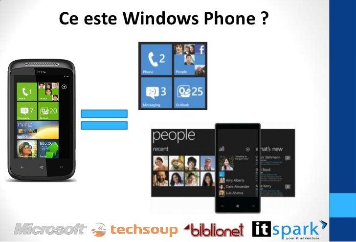 Ce este Windows Phone ?