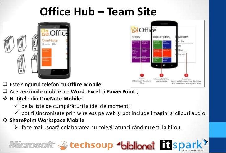 E-mail – Outlook MobileSingurul telefon cu Outlook Mobile te ajută să citești și să trimiți emailuri.Cu Windows Phone 7 po...