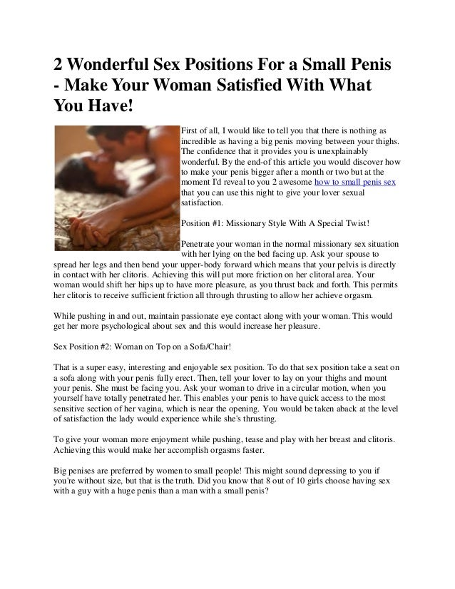 Sex tips to a womens satisfaction