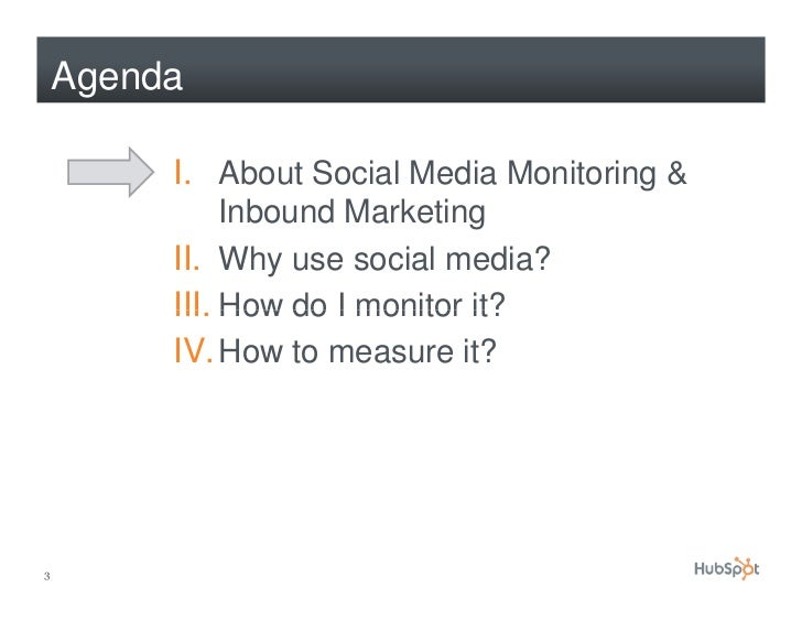 Social Media Monitoring in 10 Minutes a Day Slide 3