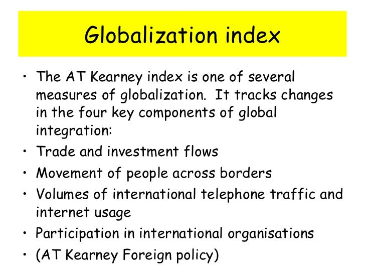 the main characteristics of globalisation In the context of globalisation,  this paper tackles the main characteristics of what is known as the third epidemiological transition.