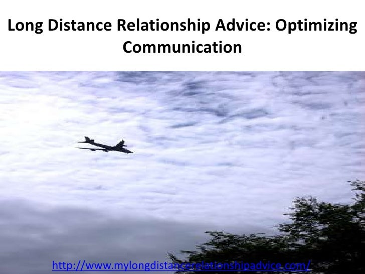 communicate long distance relationship effectively