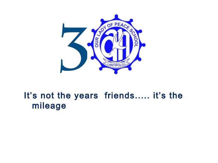 3It's not the years friends..... it's the   mileage