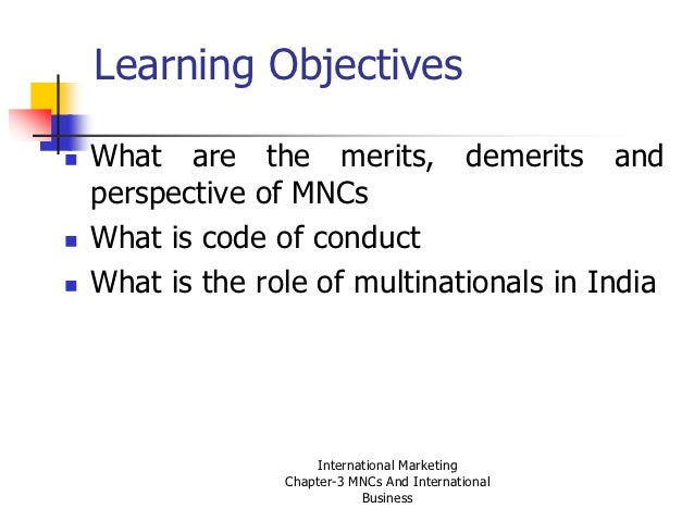 an analysis of multinational corporation mncs What is a 'multinational corporation - mnc' a multinational corporation (mnc) has facilities and other assets in at least one country other than its home country.