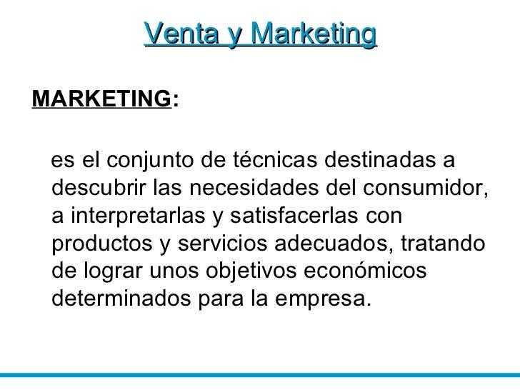 3.El Consumidor - Cliente Slide 2