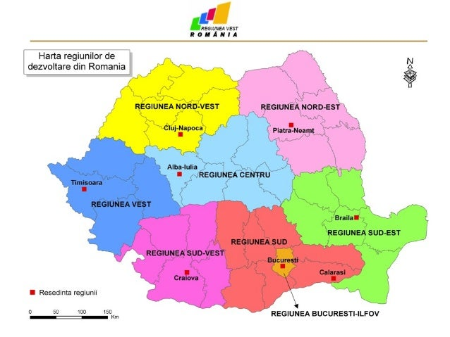 Pespective De Colaborare Regiunea Nord Republica Moldova Regiunea