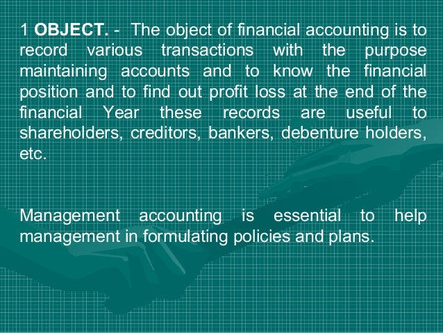Accounting Guidance Notes