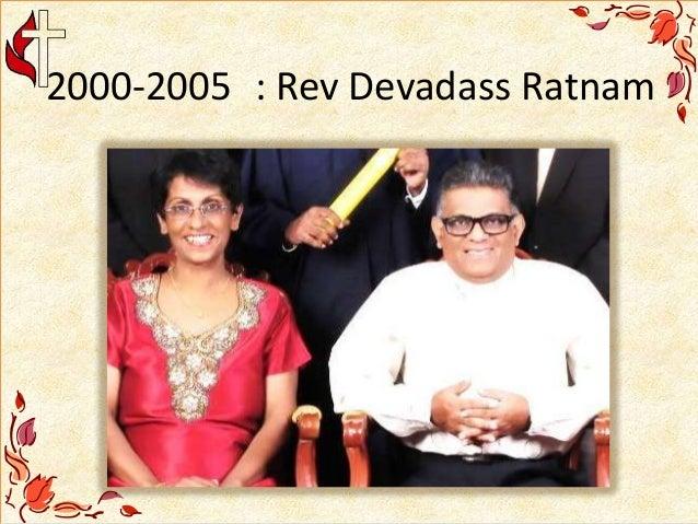 2000-2005 : Rev Devadass Ratnam