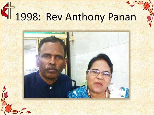 1998: Rev Anthony Panan
