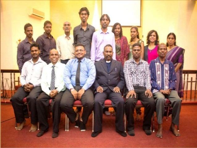 Lay Leader : Mr. Johnathan Thankavelu LCEC Chairman : Mr. Edwin Selvanesan Treasurer : Mr. I. Selladurai Missions : Mr. Go...