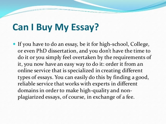 Best custom essay quality
