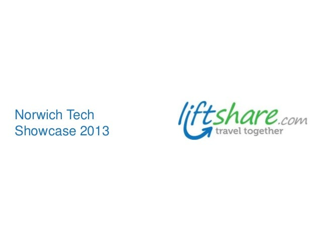 Norwich Tech Showcase 2013
