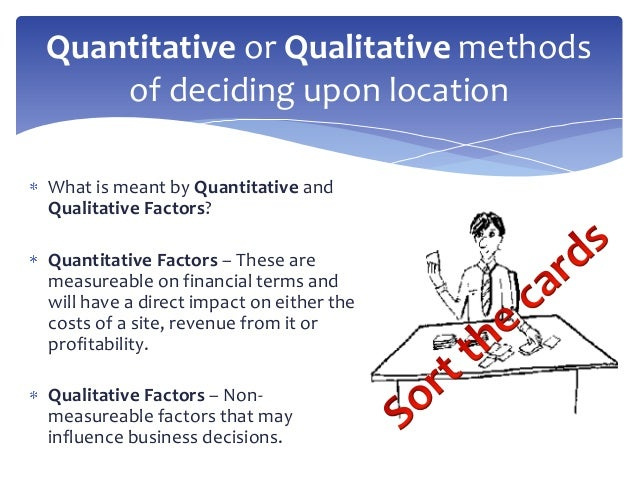 advantages and disadvantages of factor weighting method in location decisions Slight adjustments may need o be made to the matrix to ensure equitable dollar weighting of the factors the other jobs in the organization are then compared with the benchmark jobs and rates of pay for each factor are summed to determine the rates of pay for each of the other jobs.