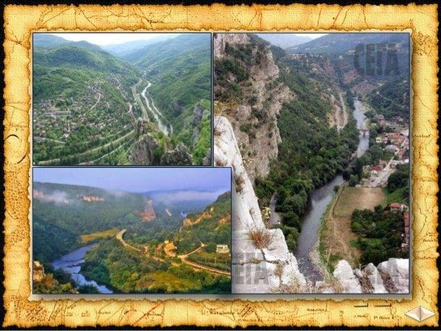 На север между Стара планина и Дунавската равнина се простира планинско-хълмиста  област, наречена Предбалкан.  план