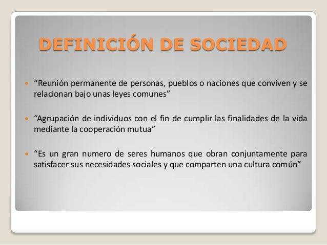 3.1 sociedad y organizacion social Slide 3