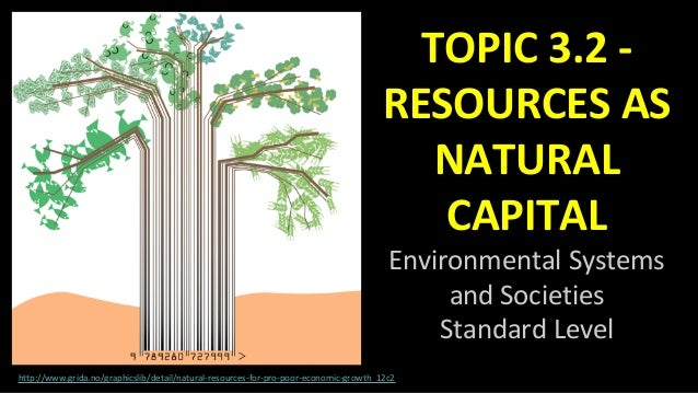 natural capital essay In sum, our understanding of the role of natural resources in economic development has advanced considerably in recent years including natural capital.