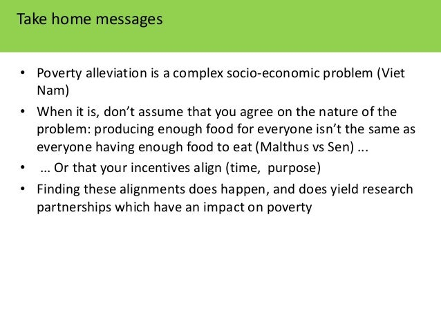 The Moving Out of Poverty Study - World Bank
