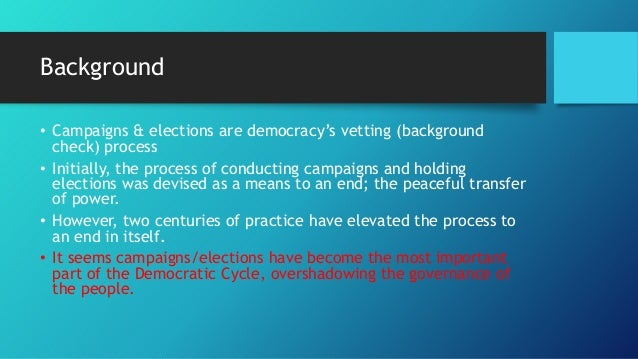 3 1 day 1 ppt presidential elections