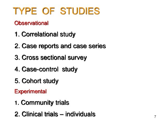types of correlational studies This tutorial provides examples of how to determine three main correlation types  introduction to correlation  download our new study from forrester about the .