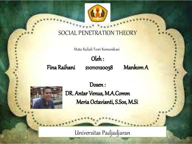 social penetration theory the breakfast club