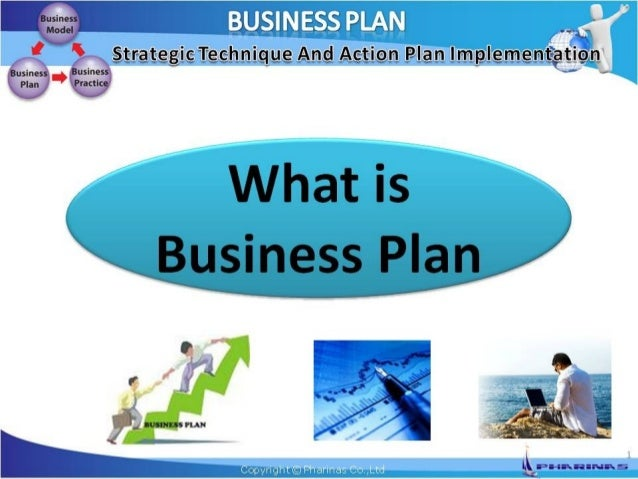 3.What is Business Plan Demo