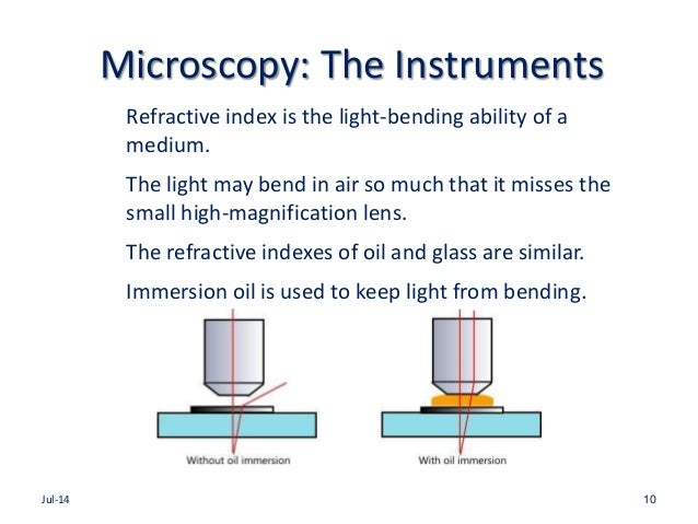 Microscopy for microbiology a primer microscopy ccuart