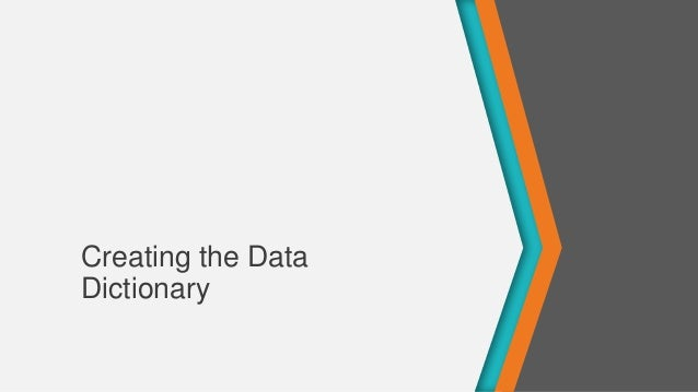 Analyzing Input and Output an important step in creating the data dictionary is to identify and categorize system input an...