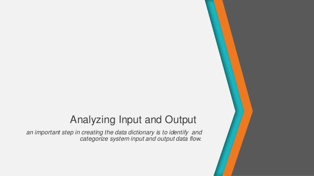Developing Data Stores Data flows represent data in motion data stores represent at rest Data stores contain information o...