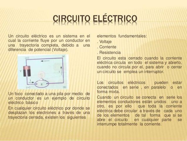Circuito Significado : Concepto de pila circuitos eléctricos con pilas
