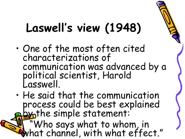 3 communication theory aristotles model of communication 6 laswells ccuart Choice Image