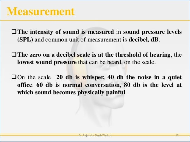 measurement of noise pollution pdf