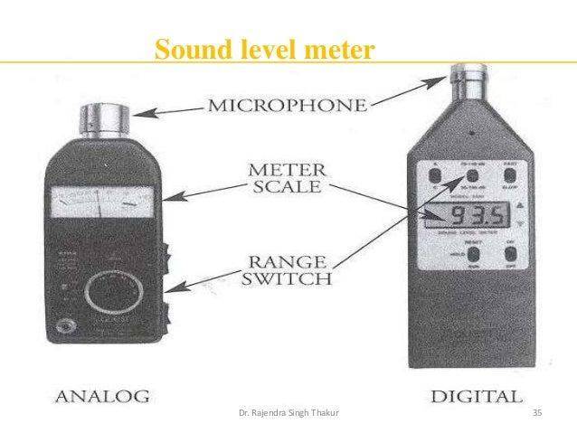 measurement of noise pollution pdf