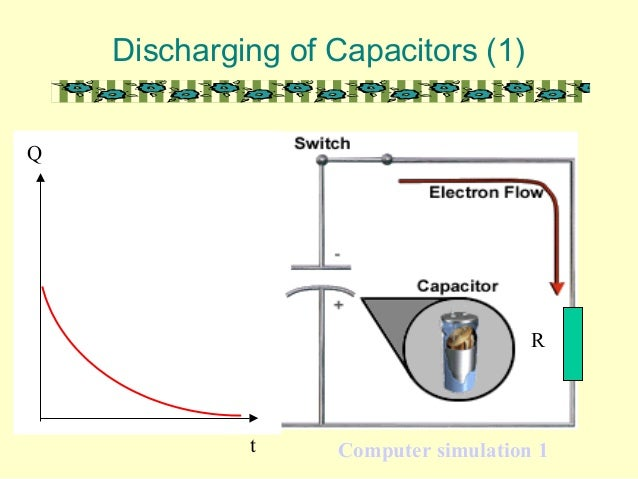 Capacitance and rc circuits