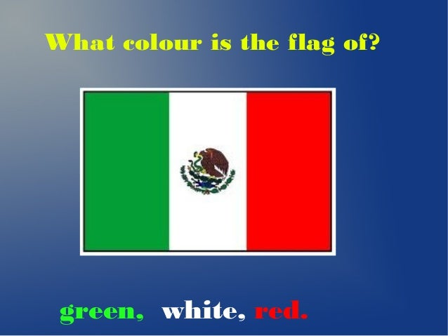 3 Colors Of Flags