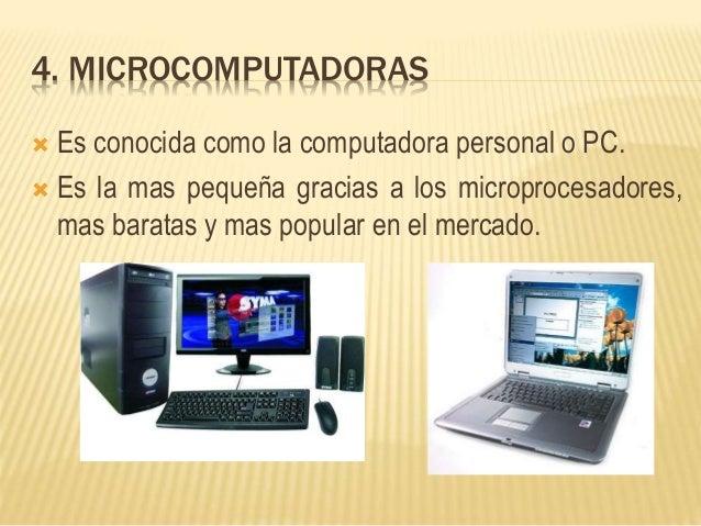 3 tipos de computadoras y sus perifericos - Mas y mas curriculum ...