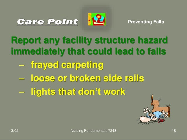 preventing falls with bed rails in long term Preventing falls in hospitals  it may be tempting to leave patients in bed to prevent falls, but patients need to transfer and ambulate to maintain their strength .