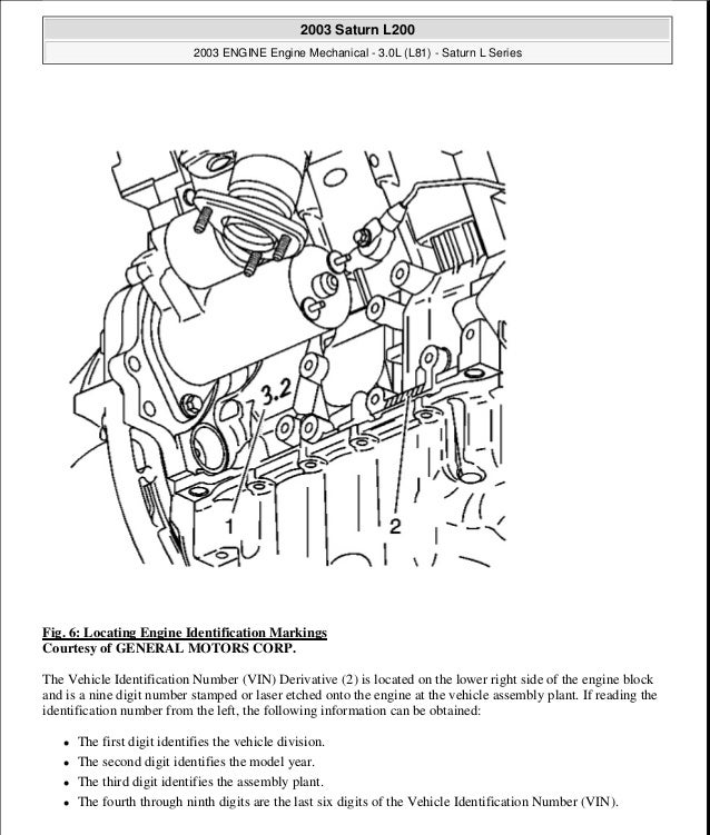 3 0 l engineL81 Engine Diagram #18