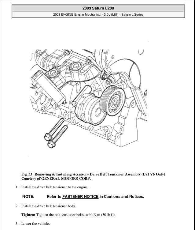 L81 Engine Diagram