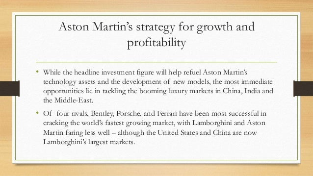 pest analysis aston martin Pestle analysis of aston martin - key facts are growing markets full coverage of all external factors detailed report to analyze the environment of the organization.