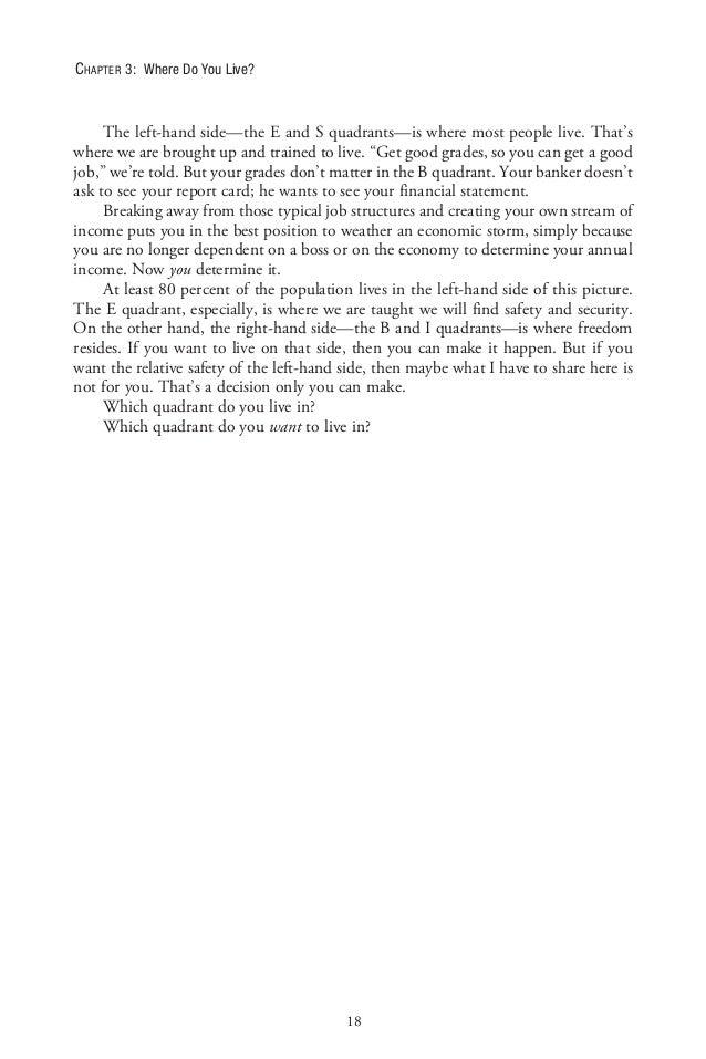 business school robert t kiyosaki pdf