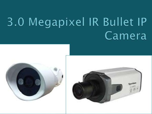 SC9831 3.0 megapixel HD IR Waterproof Bullet Camera uses the USA high-end Ambarella platform with H.264 Main Profile algor...