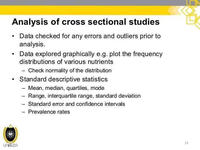 limitations of ratio analysis for cross sectional Financial ratio analysis is the calculation and cross-sectional analysis - ratios are used and compared between several limitations of ratios and potential.