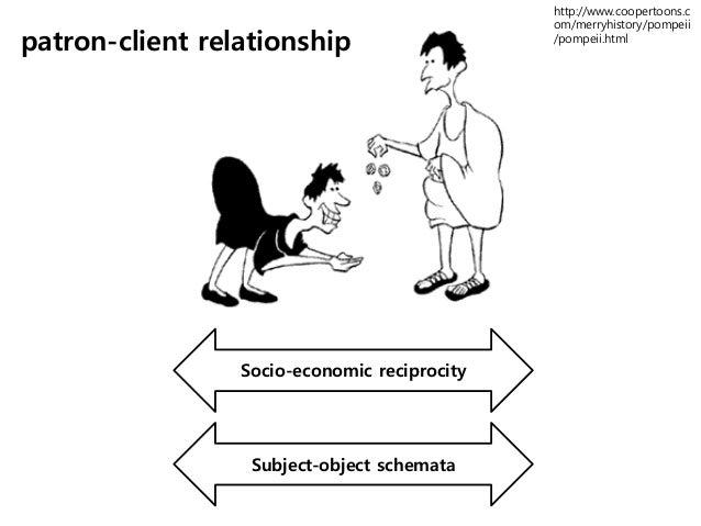 patron consumer relationships