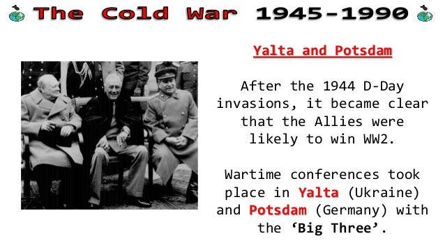 the objectives and impact of the yalta conference after world war two in 1945 The second world war (1939-1945) describes the impact of the war on american and european societies the yalta conference and the potsdam conference: us diplomacy & international politics during world war ii.
