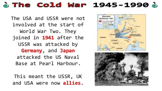 affect of the cold war in Through history, wars have had different kinds of effects on the societies impacted by the wars for many reasons the cold war resulted, in the us, in a renewed.